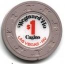 Westward Ho One Dollar Chip - Product Image