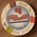 Arizona Charlie's One Dollar Chip - Product Image