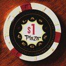 Plaza Hotel One Dollar Chip - Product Image
