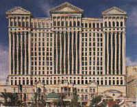 Caesars new tower