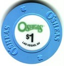 O'Shea's One Dollar Chip. - Product Image