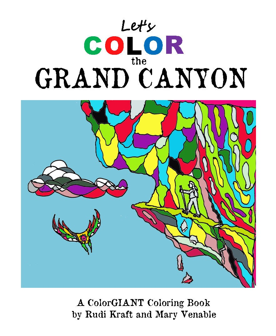 Let's Color the Grand Canyon - Product Image