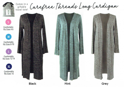Long Cardigan - Product Image