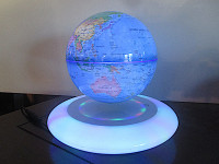 Maglev Floating Globe - Product Image