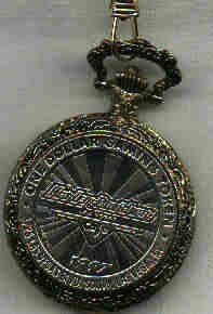 The collectible Las Vegas Casino pocket watch - Product Image